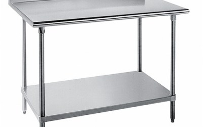 Worktables — The Unsung Hero of Commercial Kitchens