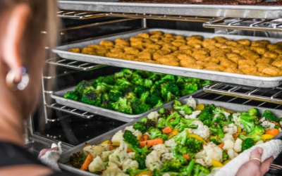 How to Clean a Commercial Convection Oven