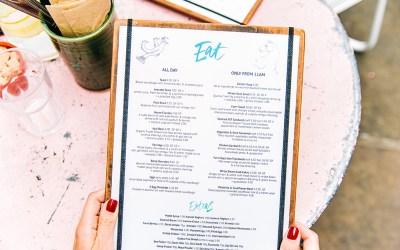 Restaurant Menus: Creating the Perfect Menu to Drive Sales