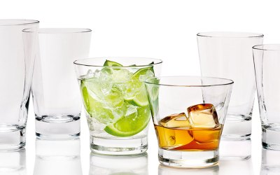 Commercial Drinkware: Everything You Need to Know About All the Types of Glasses