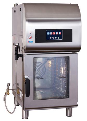Ventless Combi Oven