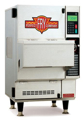 Ventless Countertop Fryers