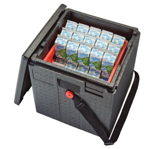 Cambro GoBox Insulated Milk Box