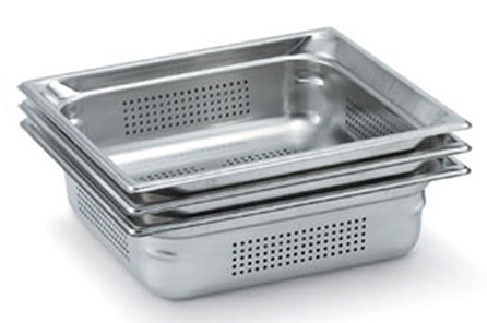 Vollrath Super Pan 3 Perforated Food Pans