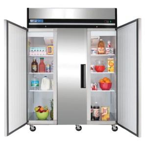 Kratos 3-door Reach-In Refrigerator