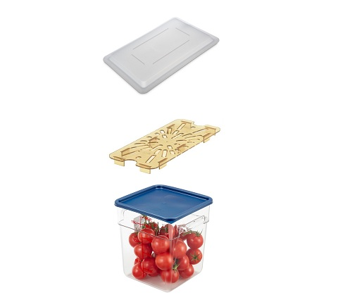 Food container accessories