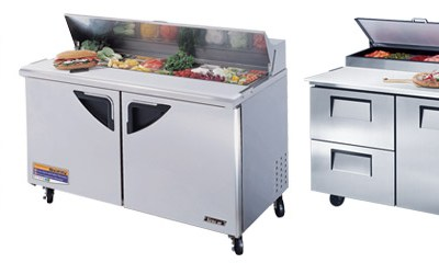Prep School: A buying guide to Commercial Refrigerated Prep Tables