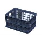 Basil Crate S Plast Kurv Til Opbevaring Eller Bagagebaerer Bluestone Dkk 84 13