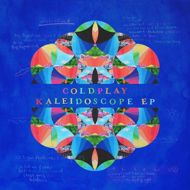 CD Coldplay- Kaleidoscope