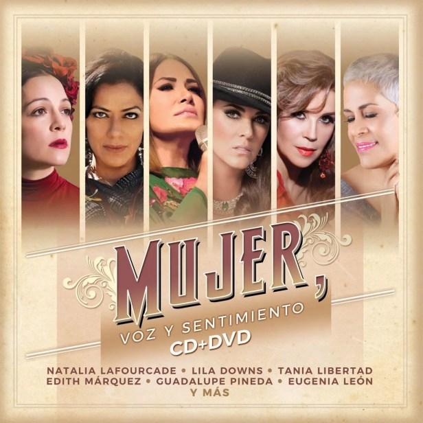 CD/DVD Varios-Mujer, Voz y Sentimiento