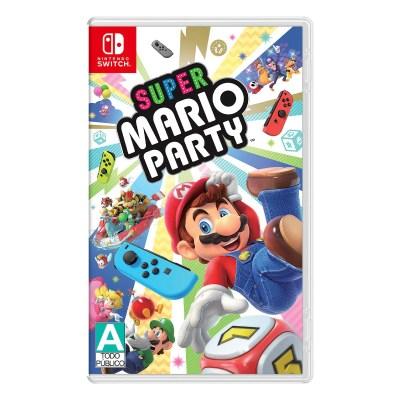 NSW Super Mario Party