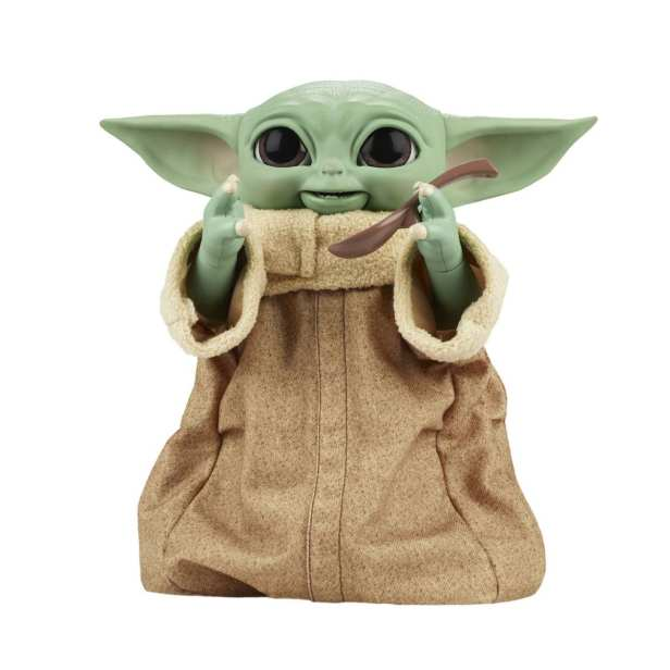 Preventa- Star Wars Galactic Snackin' Grogu