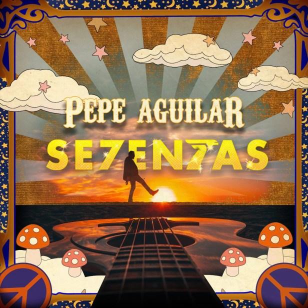 CD Pepe Aguilar - Se7en7as
