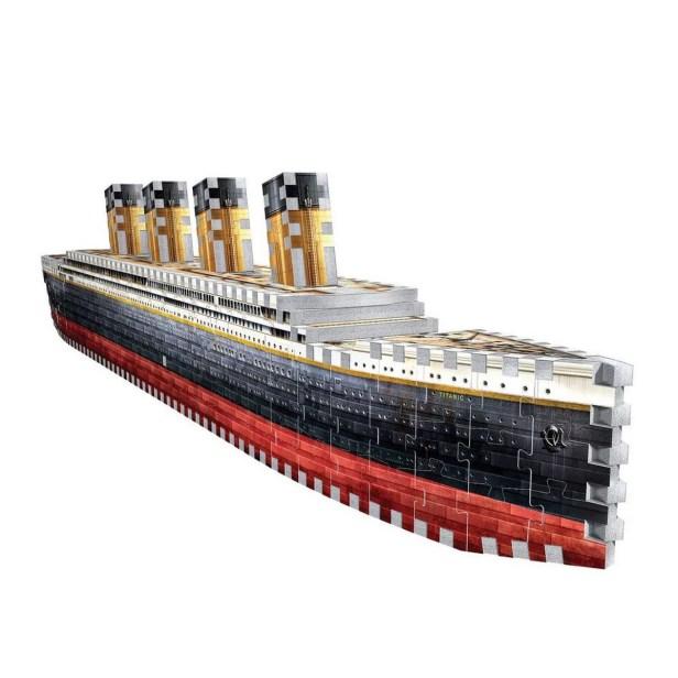 Rompecabezas 3D 440 piezas Titanic