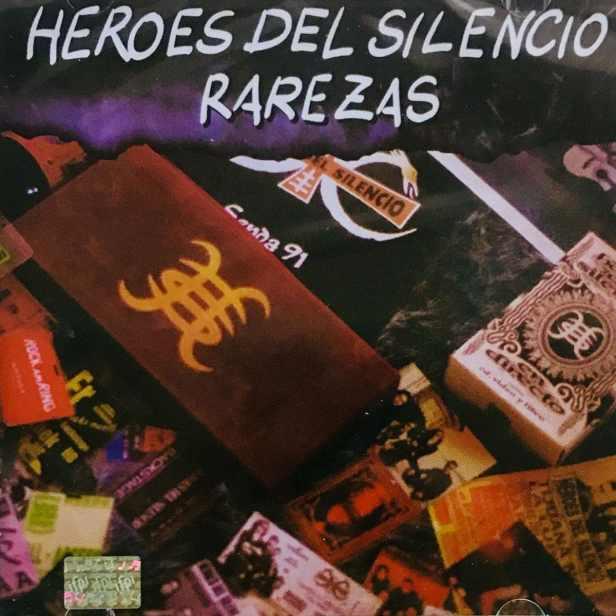 CD Héroes del Silencio - Rarezas