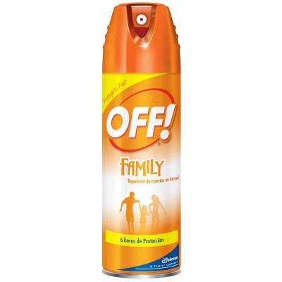 Repelente de insectos Off! - Aerosol 170g