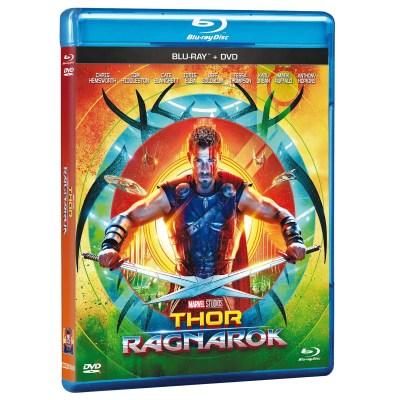 BR DVD/BR Thor Ragnarok