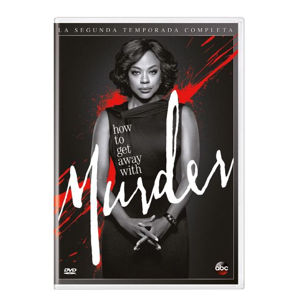 DVD How To Get Away With Muders Temporada 2