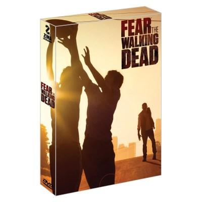 DVD Fear Of The Walking Dead - Temporada 1