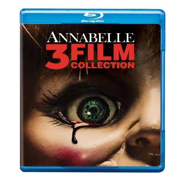 BR Annabelle Trilogy