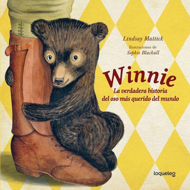 Winnie, la verdadera historia del oso más querido del mundo