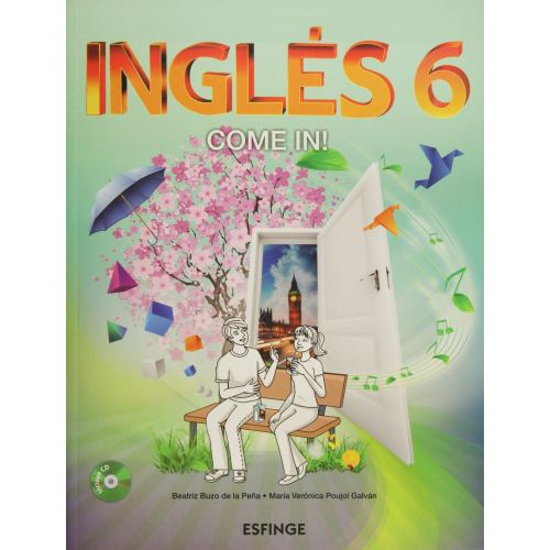 Inglés 6 Come In!