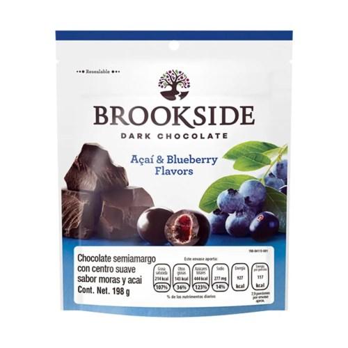 Chocolate Brookside Arandano V3 198G Hersheys