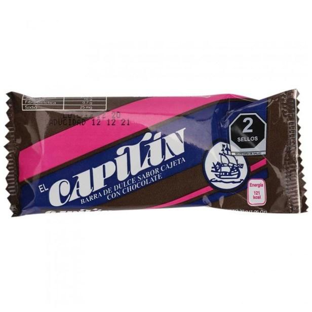 Chocolate Capitán Sanborns