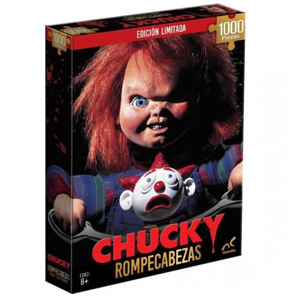 Rompecabezas Coleccionable Chucky