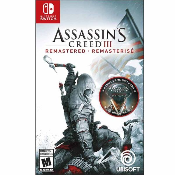 Nintendo Switch Juego Assassin's Creed III Remastered