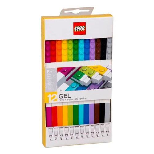 Set de Plumas LEGO® (12 piezas)