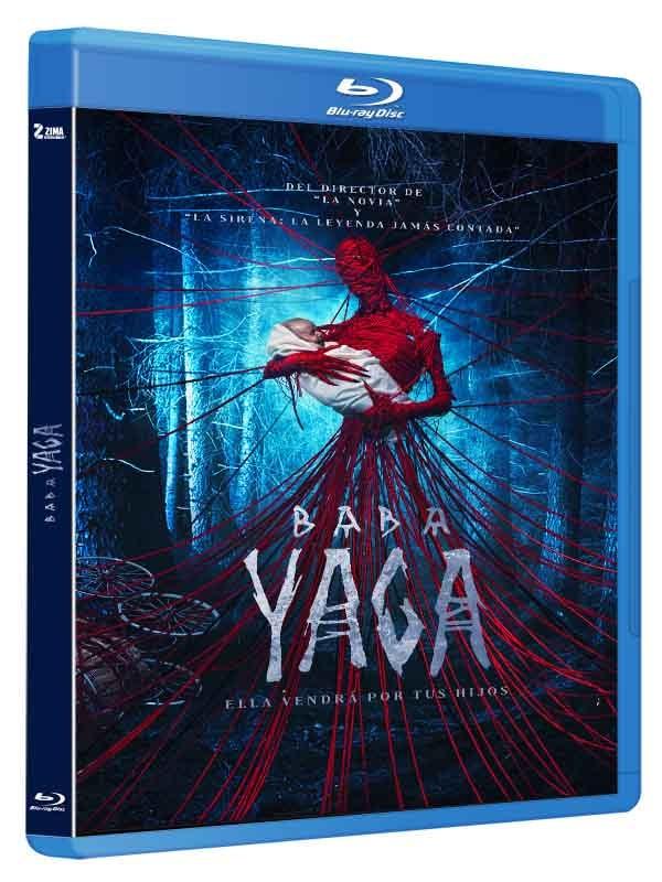 Baba Yaga: El regreso del Demonio