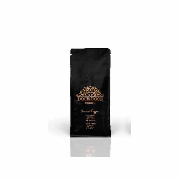 Doce Doce Café, Gourmet Coffee, Café Gourmet Molido Tostado, 100 % Arábica, incluye un paquete de café de 250 gramos (8.8 Oz).
