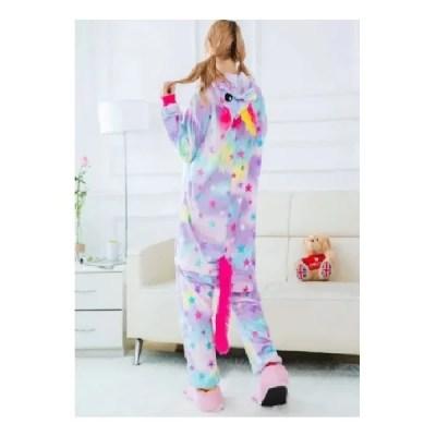 Pijamas Mamelucos Dama Pijama Unicornio Disfraz Talla S