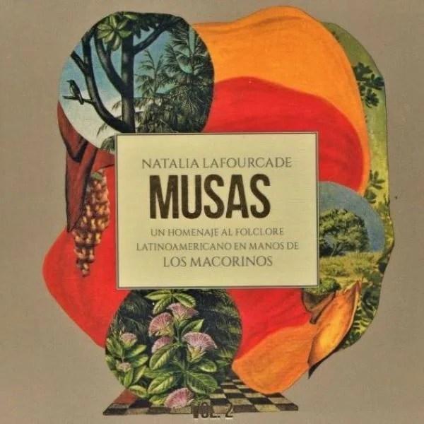CD Natalia Lafourcade ~ Musas: Un homenaje al folclore latinoamericano (Volumen 2)