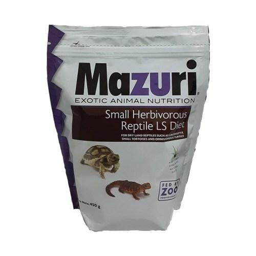Mazuri Reptile Ls Diet Alimento Reptiles Pequeños 450 Grs