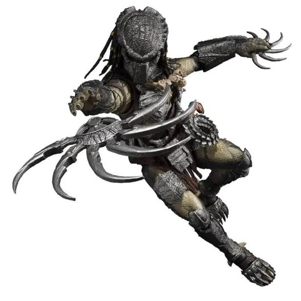 Predator Wolf Alien Vs Predator S.h. Monsterarts Bandai