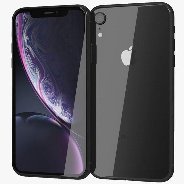 iPhone XR 64GB Reacondicionado con Accesorios