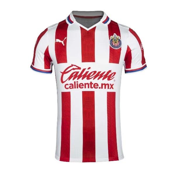 Jersey Puma Caballero Chivas Local Temp. 20/21 Version Aficionado 276304801