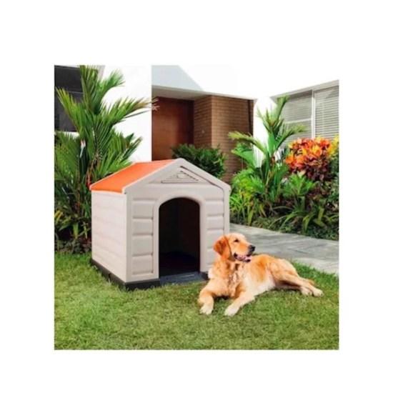 Casa Para Perro Razas Grandes, Térmica para Exterior