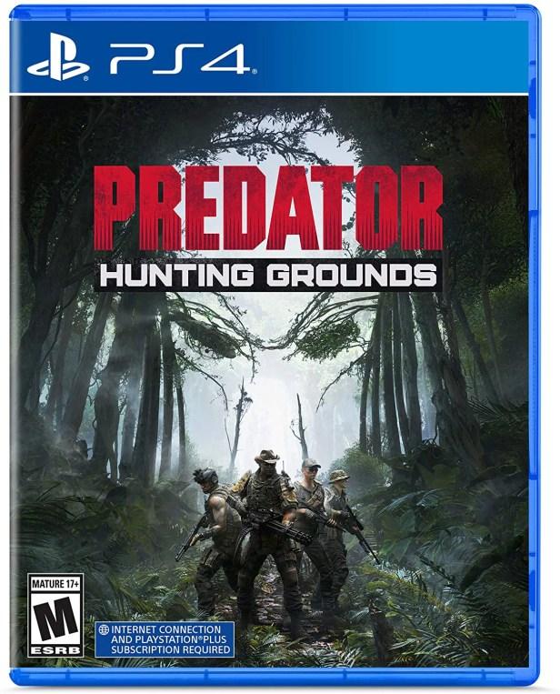 Predador Hunting Grounds Ps4