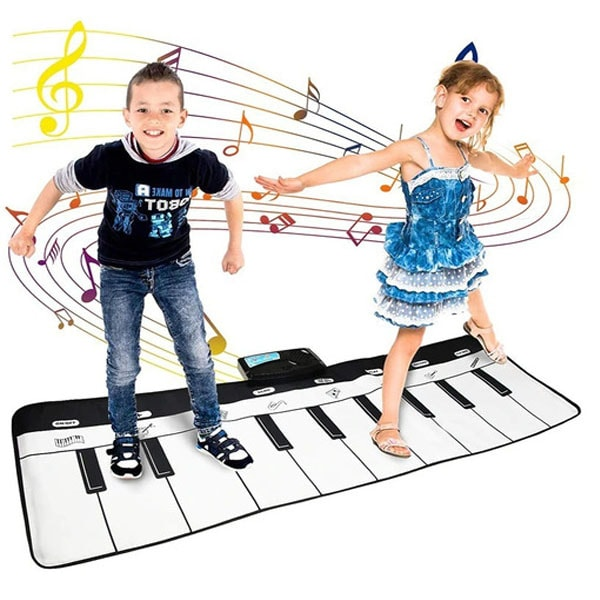 Tapete Músical Gigante de Teclado Piano para Niños