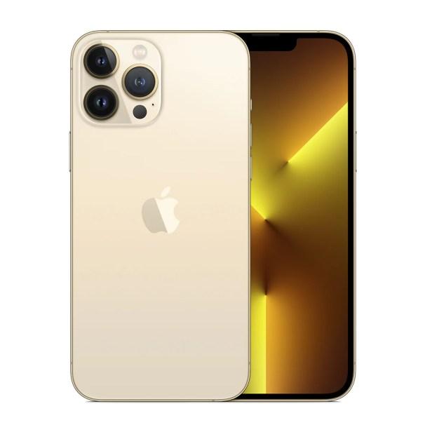 Celular IPHONE 13 PRO MAX 256 GB Color GOLD Telcel