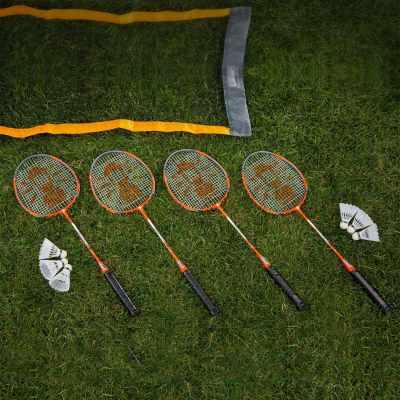 Juego de Badminton Coleman con 4 Raquetas 2000012475