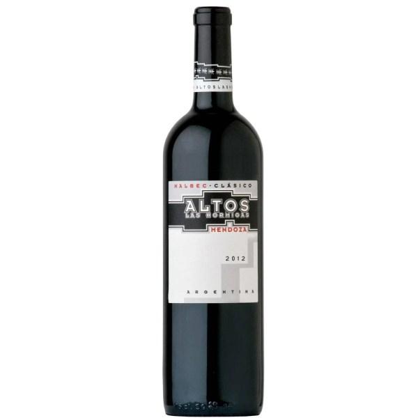 Vino Tinto Altos Las Hormigas Malbec 375 ml