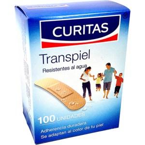 CURITAS TRANSPIEL 100 PZ
