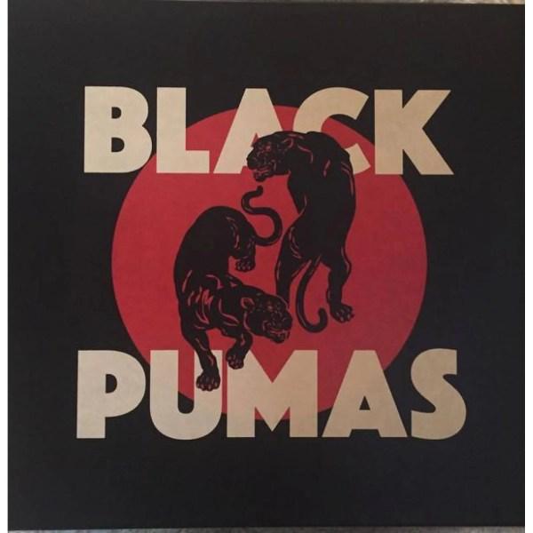 Black Pumas: Black Pumas Vinilo