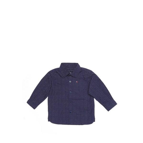 Camisa Arny Dot Woven para Niño