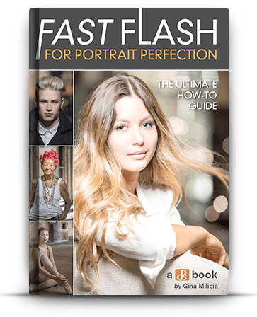 FAST FLASH FOR PORTRAIT PERFECTION