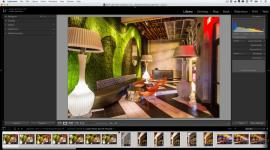How to use the Lightroom Library Part 1
